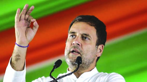 People of India decided Modi as PM, I fully respect it: Rahul