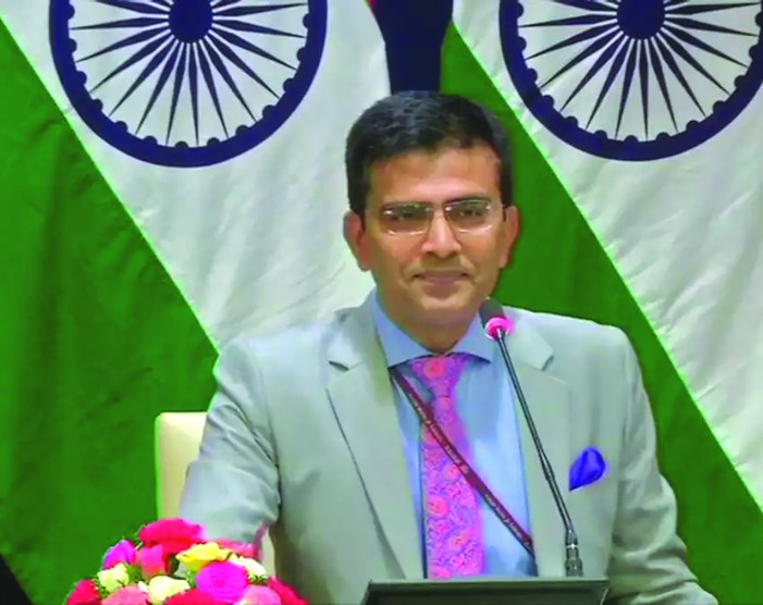 Pulwama attack played role in Azhar's listing: MEA
