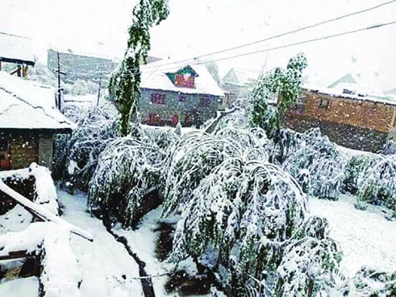 Srinagar-Jammu highway closed due to fresh landslides