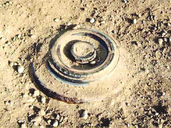 Army soldier injured in landmine explosion near LoC in Poonch