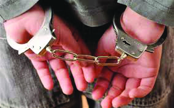 Two militant sympathizers arrested, Arms and Ammunition recovered :Police