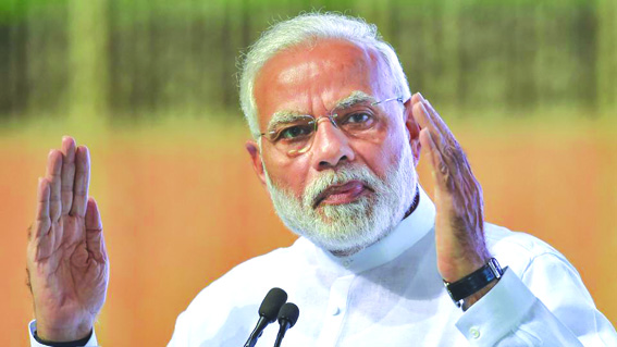 Indian democracy strengthened by poll verdict: Modi
