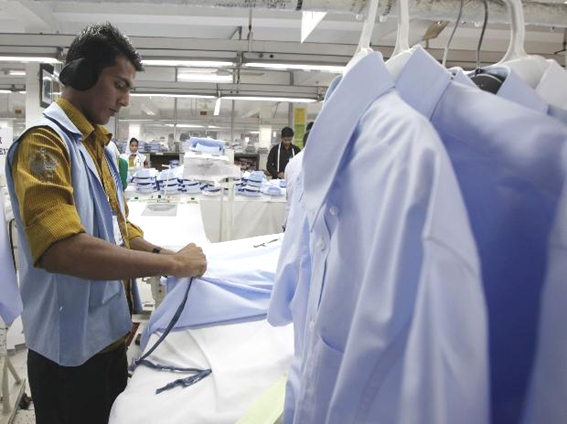 India's readymade garment exports stitch recovery, helped by tax break