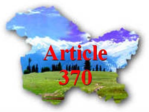 JD (U) will oppose any move to repeal Article 370