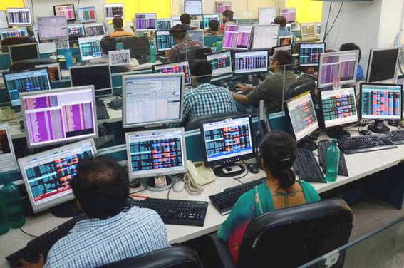 Sensex zooms 489 points, Jet Airways soars over 90%