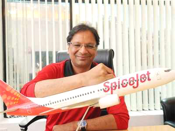 SpiceJet to hire up to 2000 Jet staff: Ajay Singh