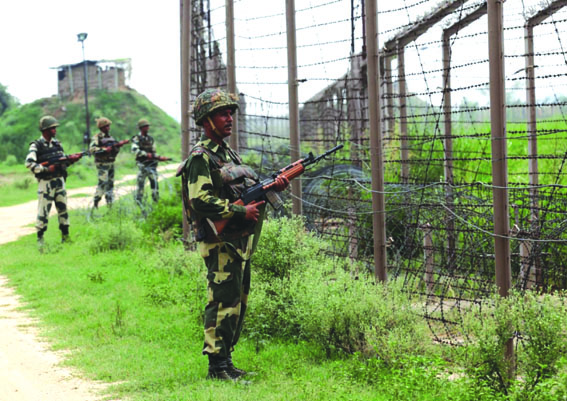 BSF launches massive exercise to fortify anti-infiltration grid along Pak border