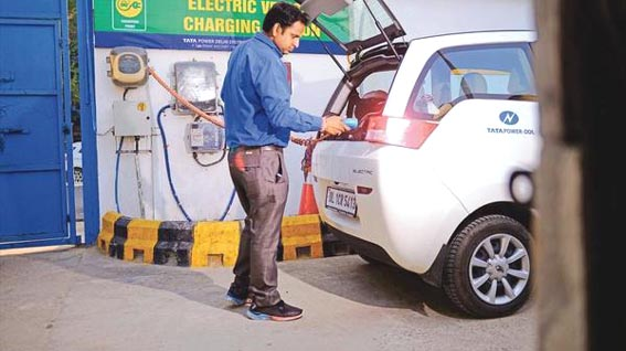 Government wants petrol stations to charge your electric vehicles