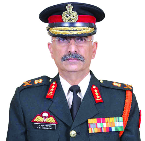 Army Chief Gen Narvane To Review Security Situation In Kashmir