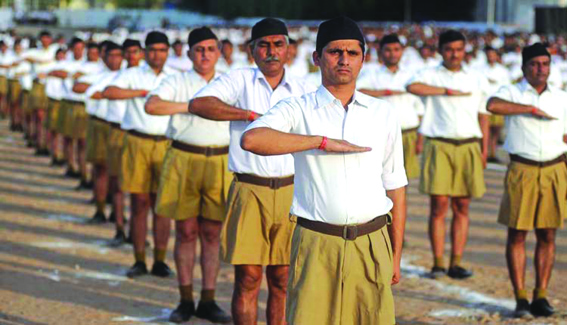RSS to set up 'shakhas' in Kashmir