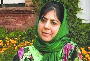Mehbooba likely to be questioned in JKPCC works allotment scam