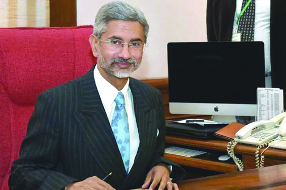 Any discussion on Kashmir, will only be with Pakistan, bilaterally: Jaishankar