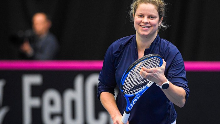 Returning Kim Clijsters targets Dubai for eagerly-awaited comeback