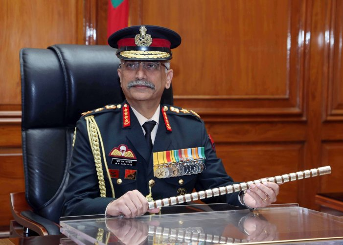 Army Chief To Visit Kashmir Today