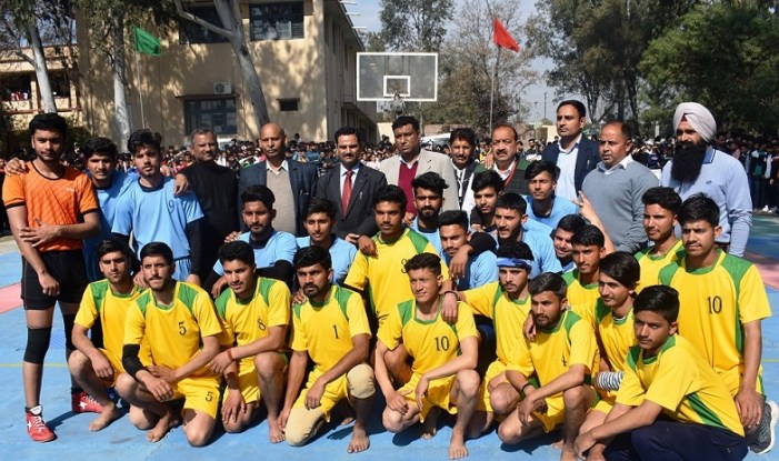 District Soft Tennis Championship concludes at Jammu