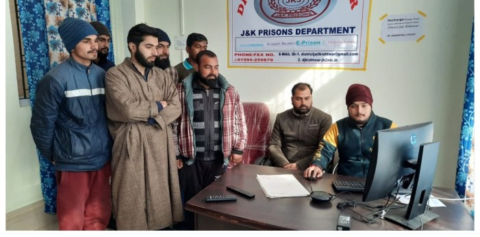 PLVs Imparted Training To Facilitate Undertrial Prisoners
