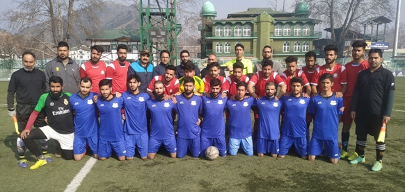 Rolling Football Trophy- Day 3:  GDC Sumbal, GDC Beerwah, GDC boys Anantnag emerge winners