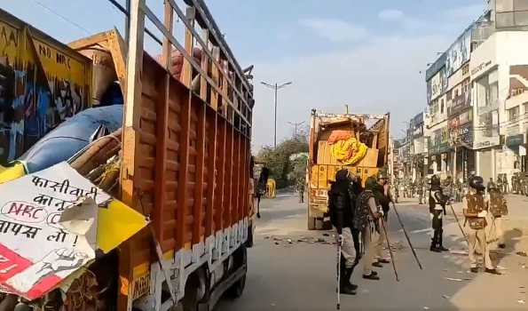 Shaheen Bagh protest site cleared in wake of corona curfew