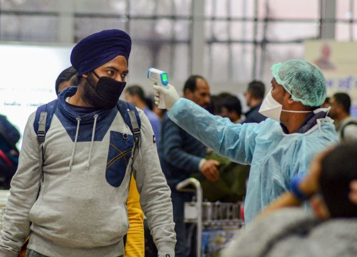 Death Toll In India Rises To 3, Cases Jump To 126