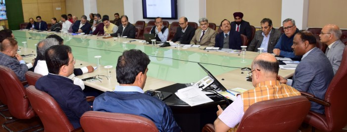 Upscale preparatory mechanism to fight COVID-19: Lt Governor