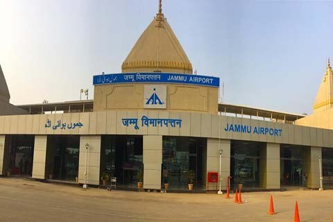 CISF Takes Over Jammu Airport Security