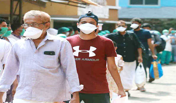 India's COVID-19 death toll rises to 934, cases mounts to 29,435