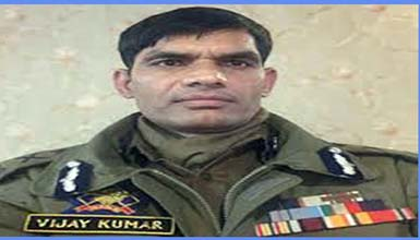 Freedom of press not curtailed: IGP Kashmir