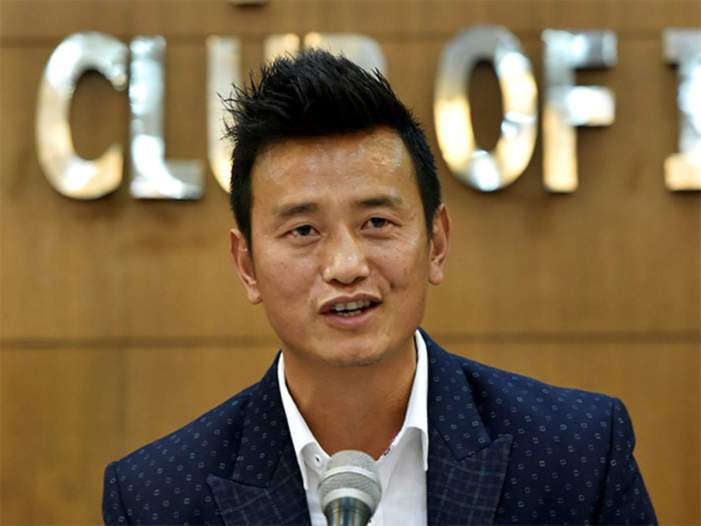 Bhutia joins football legends to pay tribute to humanity's heroes
