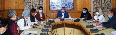 Div Com reviews functioning of SKIMS, GMC testing labs