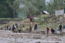 Flash floods kills 2 sisters in Chadoora, 2 in Shopian