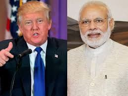 Modi discusses ways to fight COVID-19 with Trump