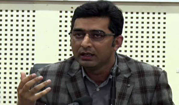 COVID-19 is a reality now, we have to live with: DC Srinagar