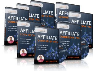 what is affiliate commission pro