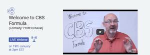 CBS formula live webinar