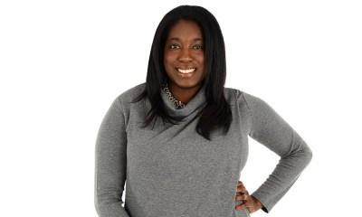 image of Tineka Smith founder of greetings cards company HueTribe