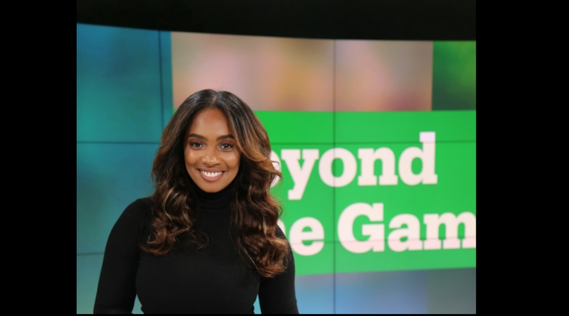 image of Samantha Johnson, sport anchor