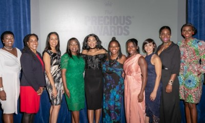 winners if 2018 PRECIOUS Awards