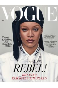 cover of Vogue magazine