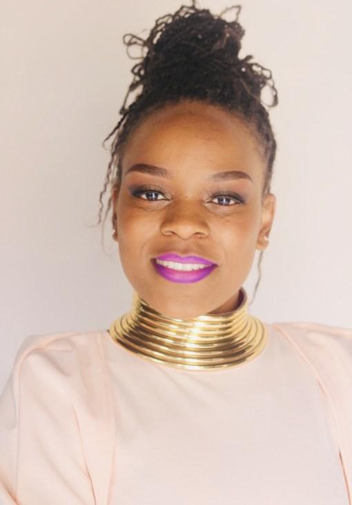image of Nyasha Matanda founder of Silkebee Skincare