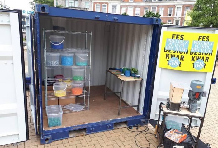 Designkwartier | Precious Plastic Den Haag | PPDH
