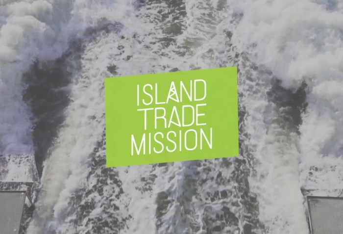 Fossil-free Island Trade Mission | Precious Plastic Den Haag | PPDH