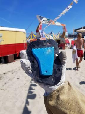 MadNes surf wax combs    Precious Plastic Den Haag   PPDH