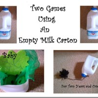 Milk Carton Games