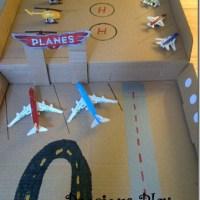 DIY Disney Planes Maths Game