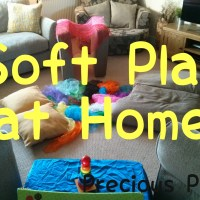 Soft Play at Home (DIY)