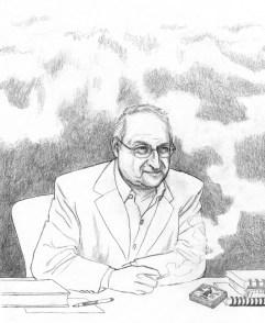 Portrait de D.Ginet - Canal Psy 98