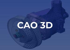 CAO3D chez Precision IMS fabrication de moules et pièces complexes. Nos services