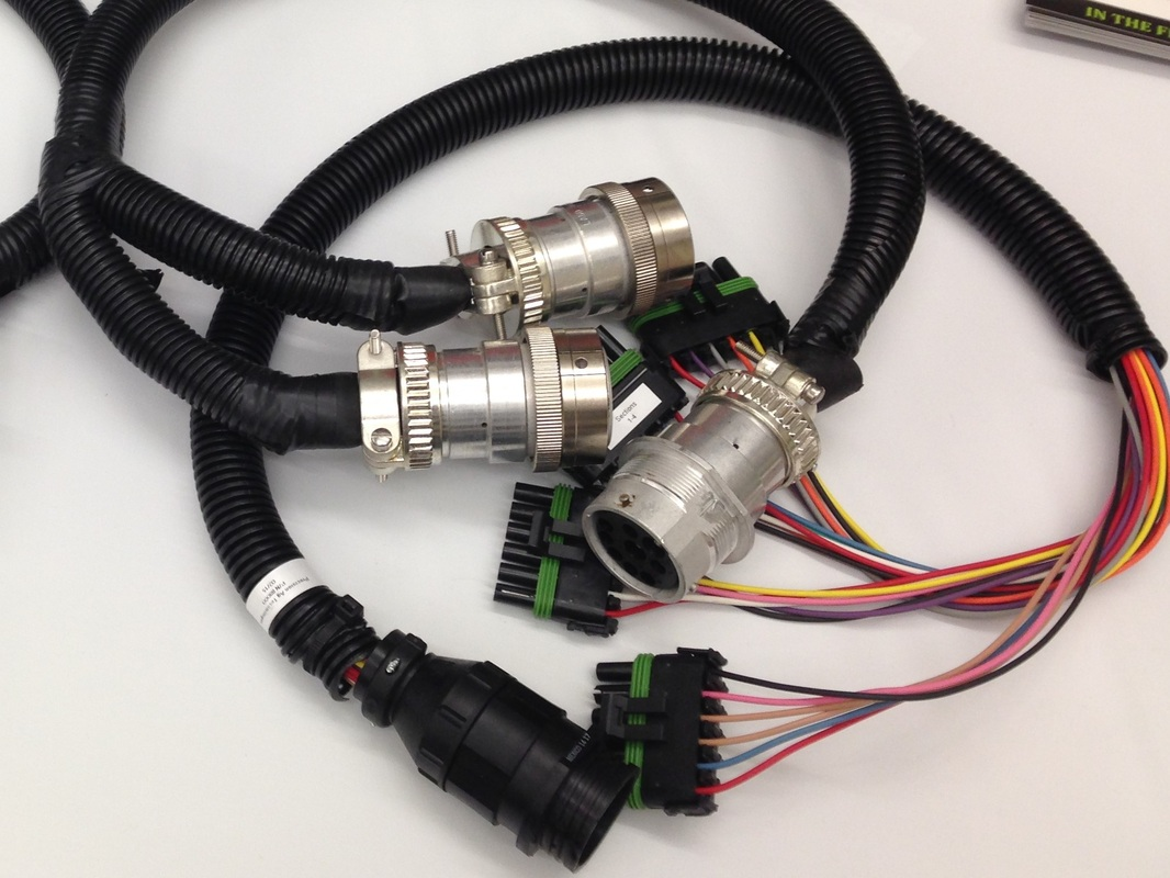Iso Amp Wiring Harnesses