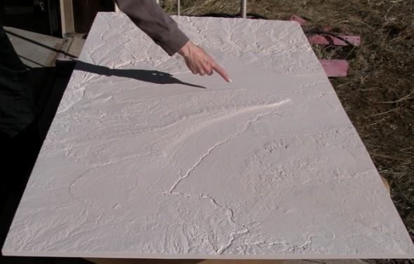 FoamTopographicalModel