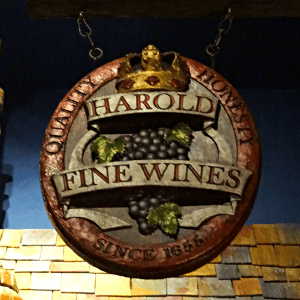 harold fine wines